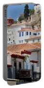 Balconies Of Hydra Portable Battery Charger