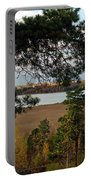 Balcony View  Portable Battery Charger