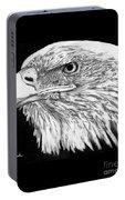 Bald Eagle #4 Portable Battery Charger