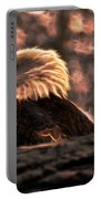 Bald Eagle Electrified Portable Battery Charger