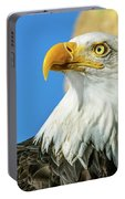 Bald Eagle Profile 4 Portable Battery Charger