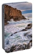 Bald Head Cliff Portable Battery Charger