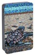 Bald Head Island, Loggerhead Sea Turtle Portable Battery Charger