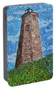 Bald Head Island, Old Baldy Lighthouse Portable Battery Charger