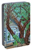 Bald Head Island, Village Chapel Portable Battery Charger