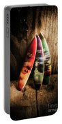 Bali Beach Surf Holiday Scene Portable Battery Charger