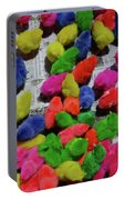 Bali Coloured Chicks Portable Battery Charger