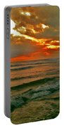 Bali Evening Sky Portable Battery Charger