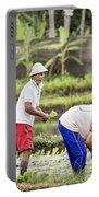 Bali Farming Portable Battery Charger