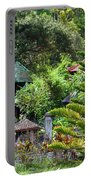 Bali Gardens Portable Battery Charger