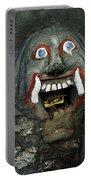 Bali Mask Portable Battery Charger