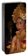 Balinese Dancer Portable Battery Charger