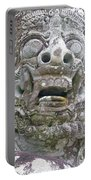 Balinese Temple Guardian Portable Battery Charger