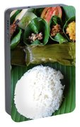 Balinese Traditional Lunch Portable Battery Charger