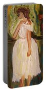Ballerina Preparation Portable Battery Charger