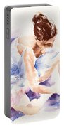 Ballerina Portable Battery Charger