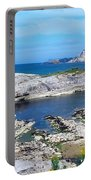 Ballintoy Harbour, Co Antrim, Ireland Portable Battery Charger