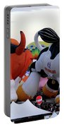 Balloon Fiesta Stars Portable Battery Charger