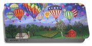 Balloon Race Two Portable Battery Charger
