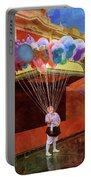 Balloons Portable Battery Charger