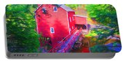 Balmoral Grist Mill Museum Portable Battery Charger