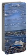 Baltimore Maryland Inner Harbor Portable Battery Charger