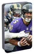 Baltimore Ravens Portable Battery Charger