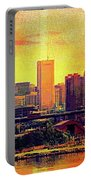 Baltimore Sunrise Portable Battery Charger