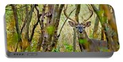 Bambi's Father Portable Battery Charger