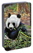 Bamboo Loving Portable Battery Charger