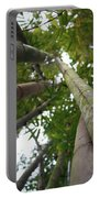Bamboo View Portable Battery Charger