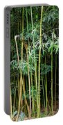 Bamboo Wind Chimes  Waimoku Falls Trail  Hana  Maui Hawaii Portable Battery Charger