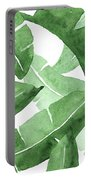 Banana Leaves  3 Portable Battery Charger