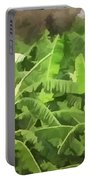 Banana Plantation Portable Battery Charger