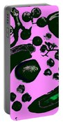 Bananas Are Not The Only Fruit Purple Portable Battery Charger
