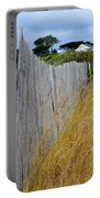 Bandon Beach Fence Portable Battery Charger
