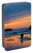 Bandon Sunset Photographer Portable Battery Charger