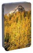 Banff Golden Larch Dream World Portable Battery Charger