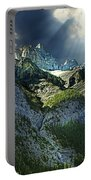 Mount Cory, Banff Portable Battery Charger
