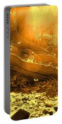 Banishing Rain Forest Shadows Portable Battery Charger