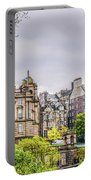 Bank Of Scotland And Skyline Edinburgh Portable Battery Charger