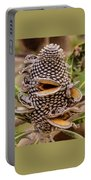 Banksia Cone Portable Battery Charger