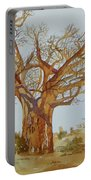 Baobab Tree Of Africa Portable Battery Charger