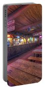 Bar At The Dixie Chicken Portable Battery Charger