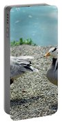 Bar Head Geese Portable Battery Charger