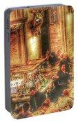 Bar Scene Portable Battery Charger