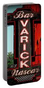Bar Varick Nascar Portable Battery Charger