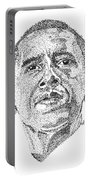 Barack Obama Portable Battery Charger