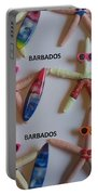 Barbados Starfish  Surfers Portable Battery Charger
