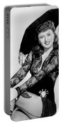 Barbara Stanwyck Portable Battery Charger